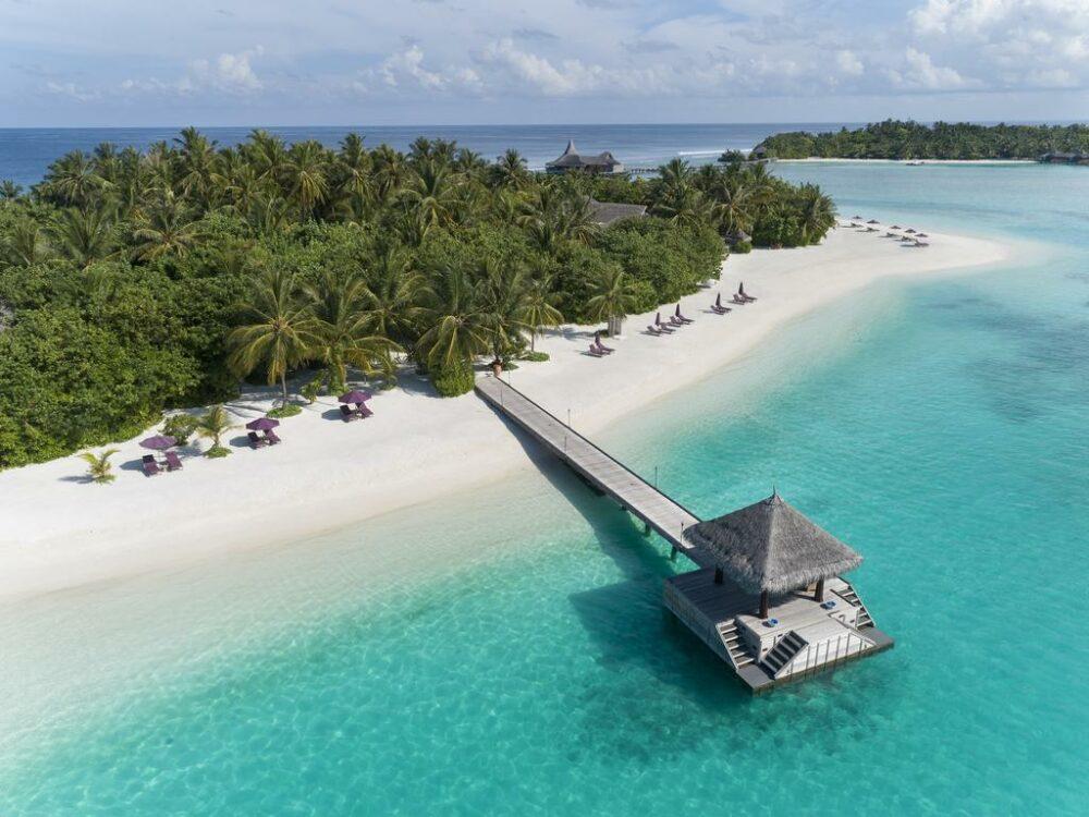 Maldivas, uno de los mejores destinos de viaje de novios