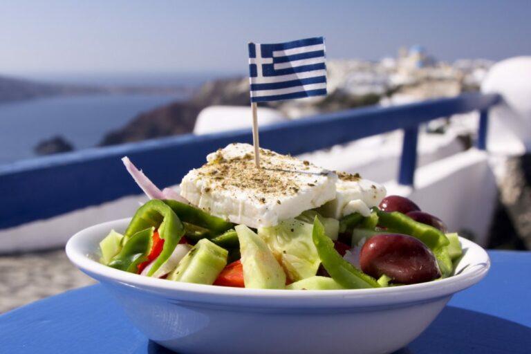 Los mejores platos típicos de Grecia