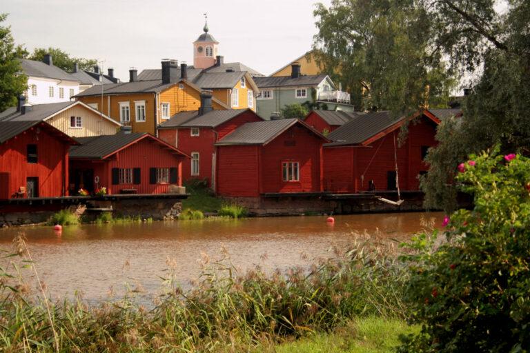 Los pueblos costeros más bonitos de Finlandia