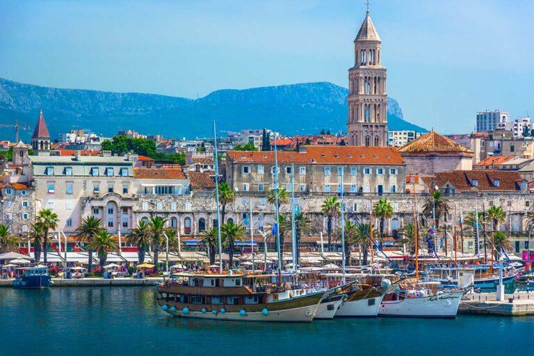 Split ¿Qué ver y hacer en una de las ciudades más bonitas de Croacia?