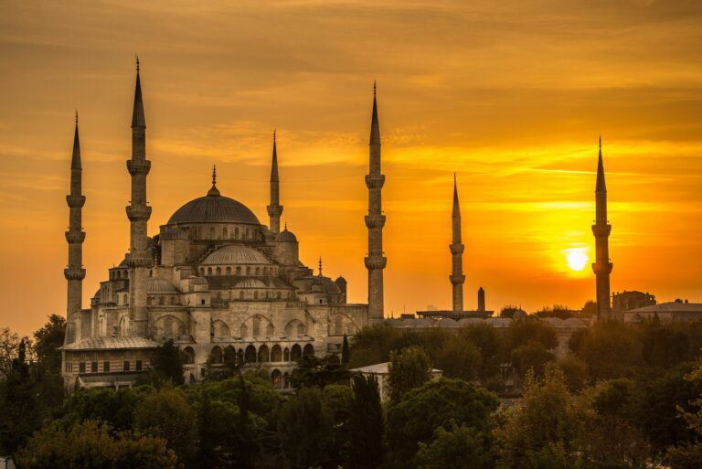 Mequitas en Estambul